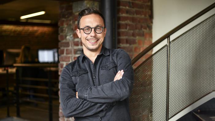 Kwint De Meyer wordt Creatief Directeur bij DDB Brussel