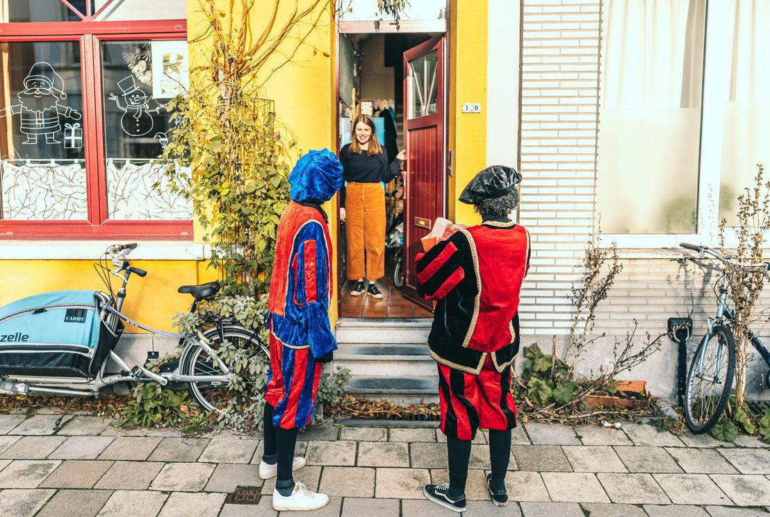 Studenten luchten hun hart bij Sinterklaas