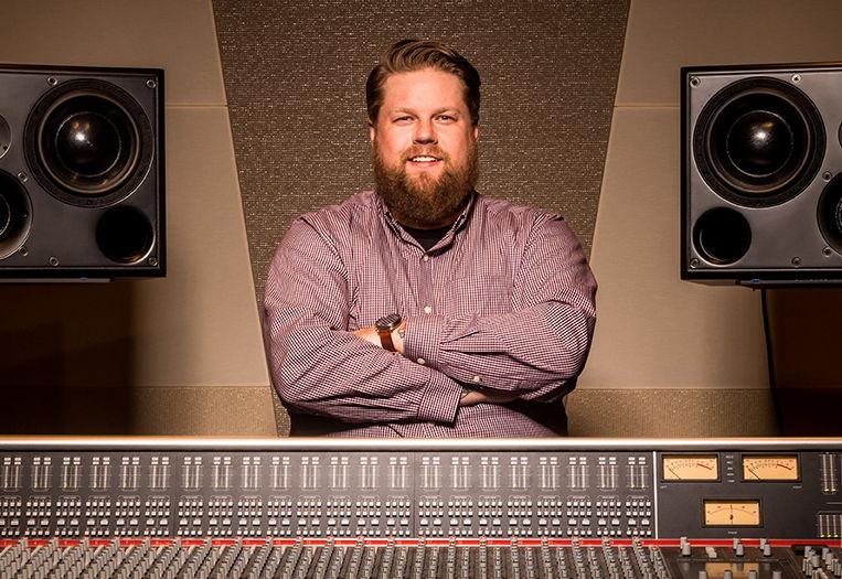 Sweetwater Studios' Shawn Dealey