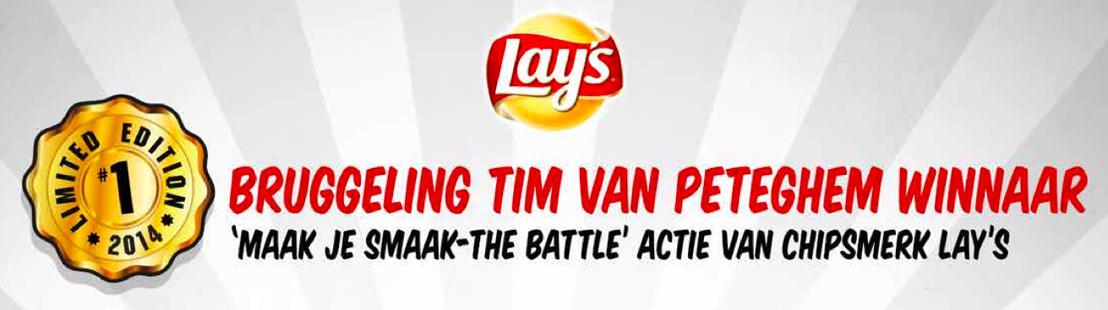 België kiest voor Lay's Honey Glazed BBQ Ribs !