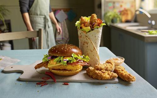 Encore plus de choix au menu chez McDonald's : des nouveautés croustillantes au poulet !