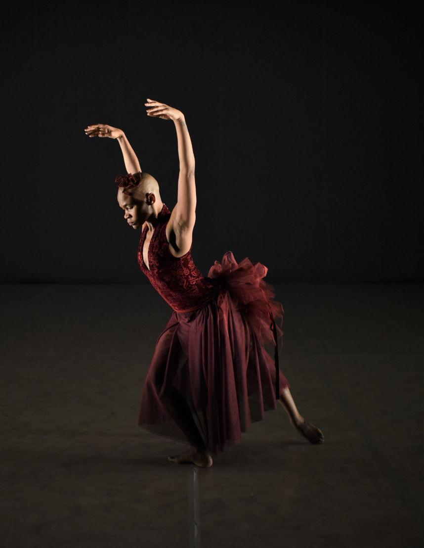 A scene from Dada Masilo's Giselle, credit: Stella Olivier