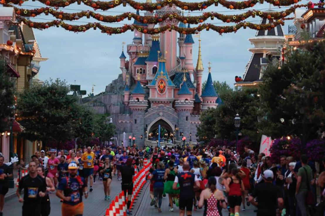 IN BEELD: Terugblik op de 4e editie van het Disneyland® Paris Run Weekend !