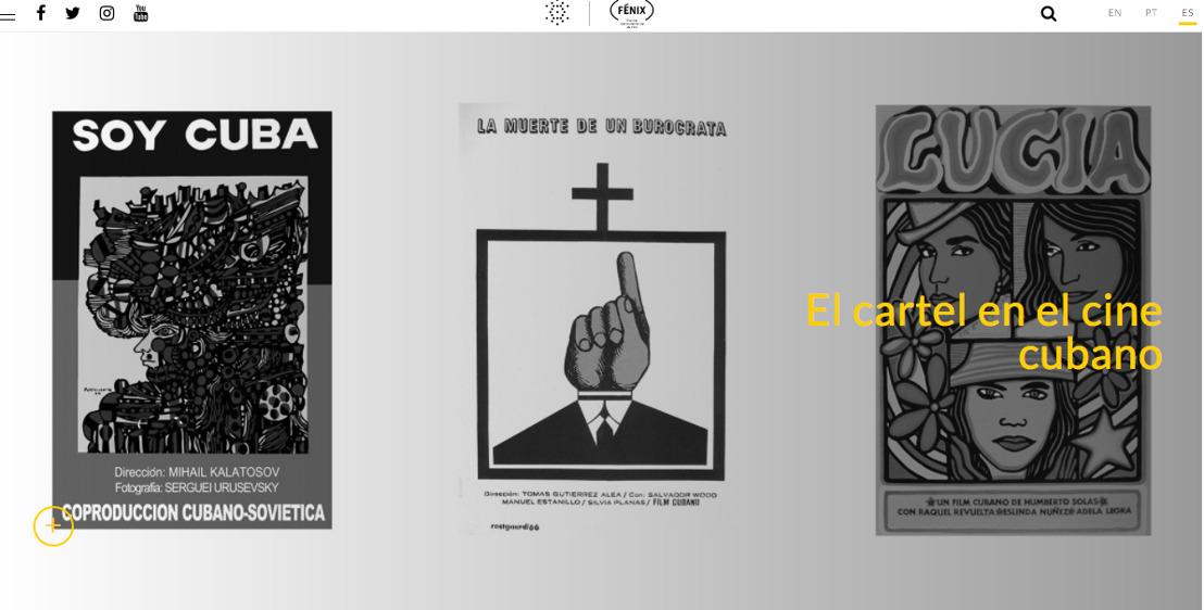 Improvisación, creatividad y rebeldía: El cartel en el cine cubano