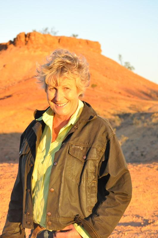Back Roads Presenter Heather Ewart