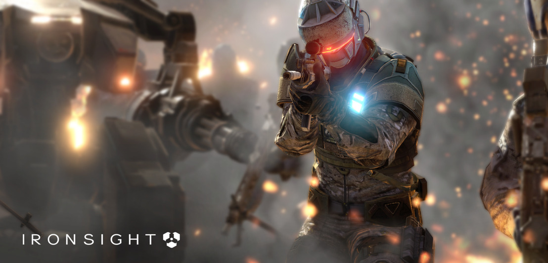 Ironsight: New First-Person-Online Shooter launches in early 2018