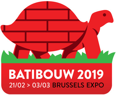 BATIBOUW 2019 press room Logo