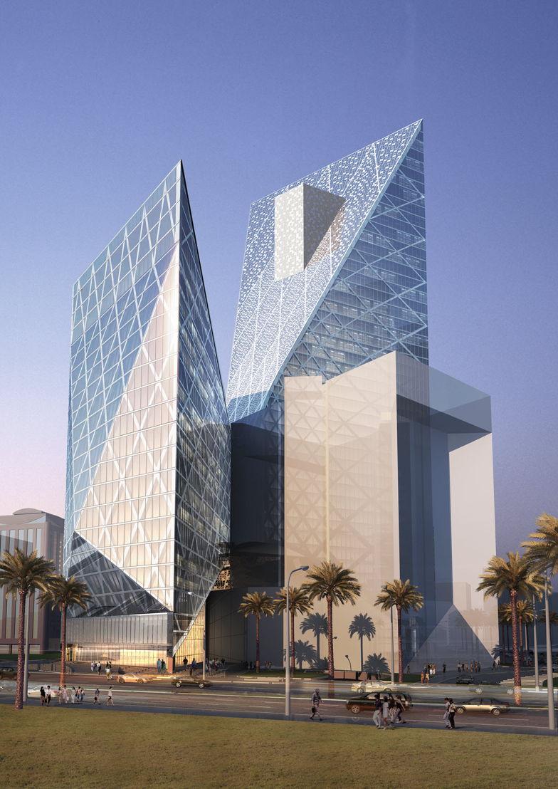 Jeddah Chamber of Commerce & Industry Extension - KSA