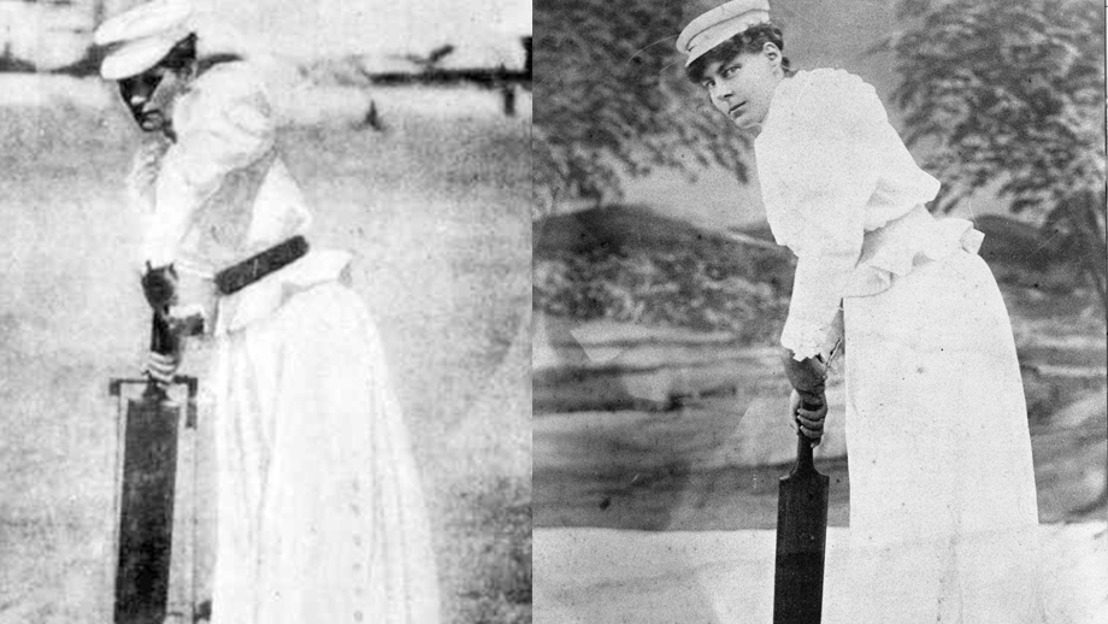 ANU uncovers women cricket greats of the 1800s