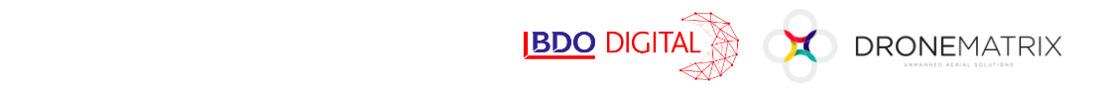 Primeur: BDO Digital en DroneMatrix zetten automatisch en geïntegreerd drone netwerk op voor Antwerpse politie en brandweer