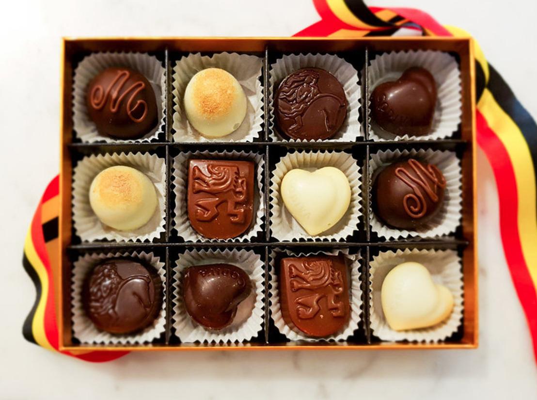 Deliveroo en Godiva vieren de verjaardag van de koning met de 'King's Birthday chocolate box'