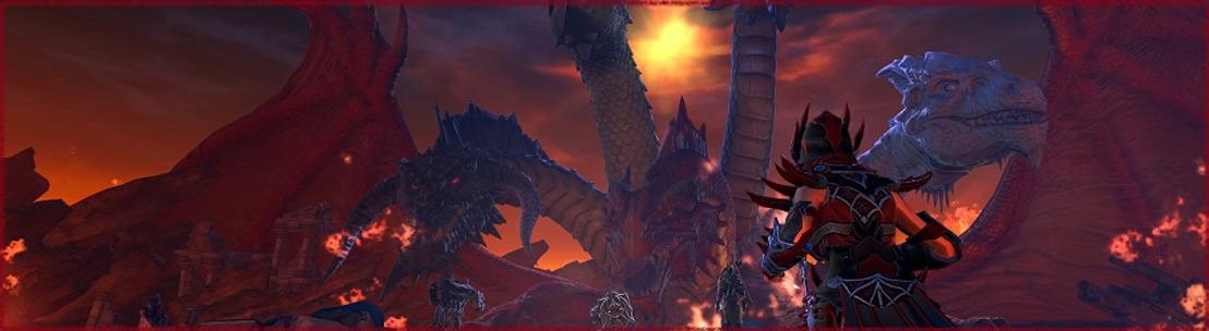 Neverwinters fünfköpfige Drachengöttin Tiamat hat ihren großen Auftritt!