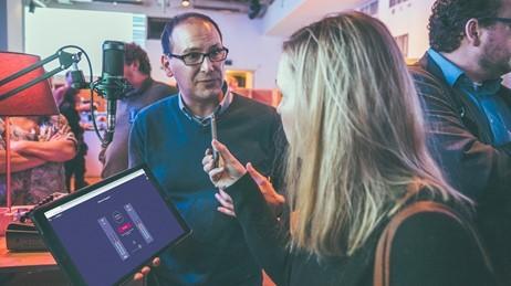 VRT brengt Europese top scale-ups naar Vlaanderen om samen te innoveren