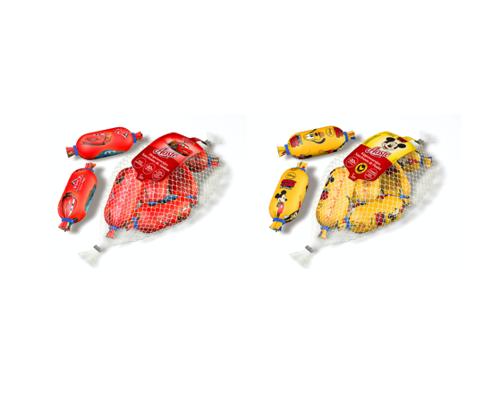 Aoste presenteert de 'Cars' en 'Mickey & Friends' mini-worstjes : een magisch lekkere brooddoos-snack voor kids!