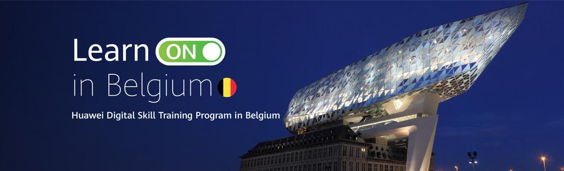 Huawei België lanceert gratis opleidingen in digitale skills