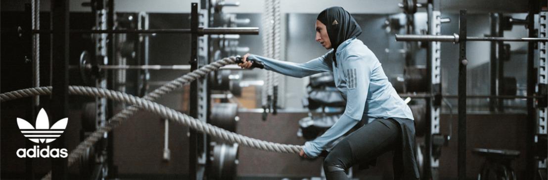 adidas continúa impulsando la igualdad en el deporte, aumentando la visibilidad de las atletas