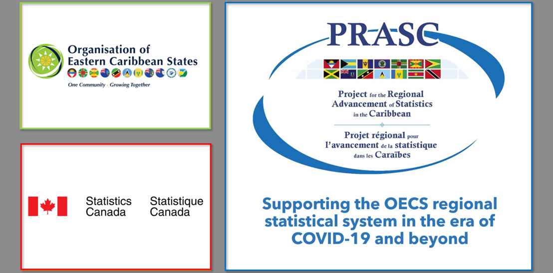 OECS Commission and Statistics Canada deliver statistical training for OECS Member States