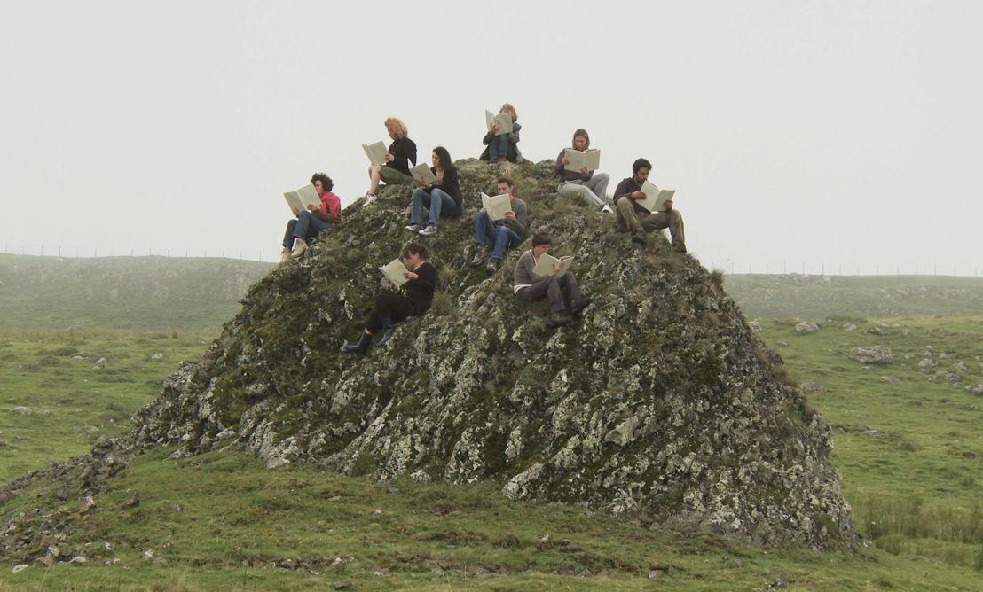 Martin Le Chevallier, Le Jardin d'Attila, 2012 ; Video, Farbe, Klingen, Stereo, 33 min. © Aurora films, 2012