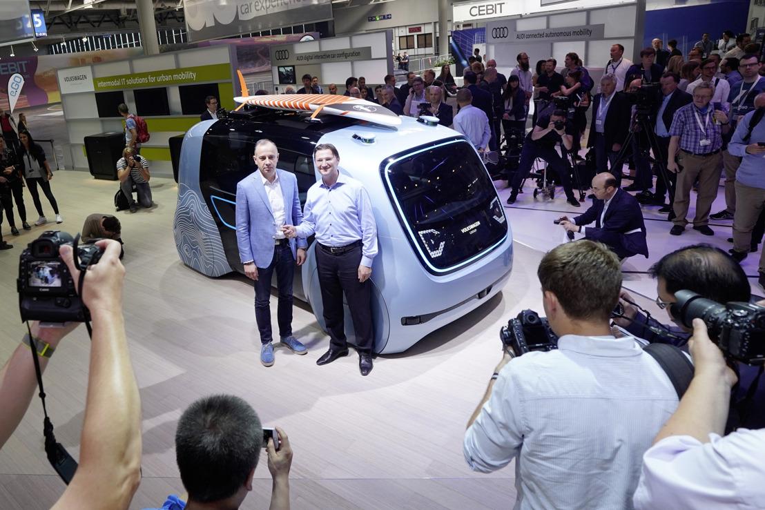 Volkswagen presenta sus avances en conocimiento digital y la más reciente variante del SEDRIC
