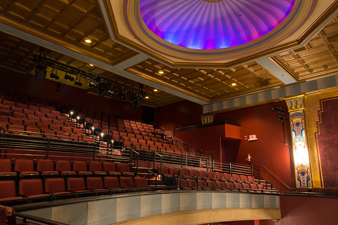 WSDG Completes Balcony Renovation for the 1920s Art Deco Gem, the Avalon Theatre