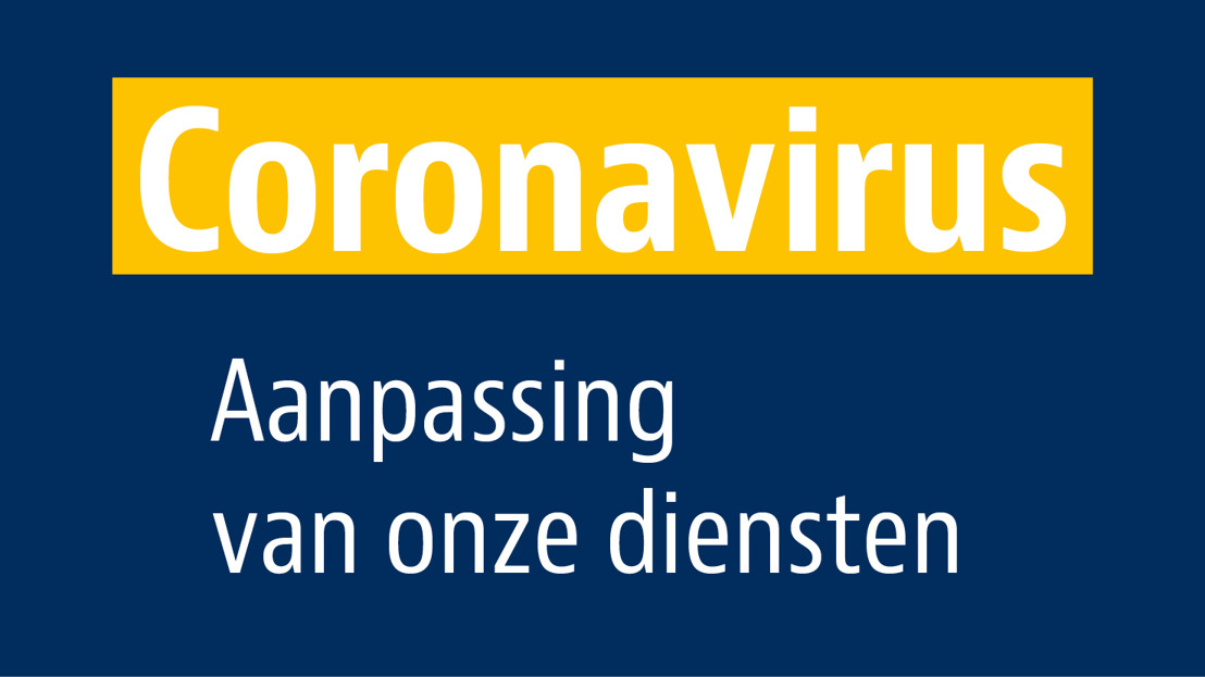 Coronavirus - Actiris maakt vanaf maandag 16 maart overstap naar digitale dienstverlening
