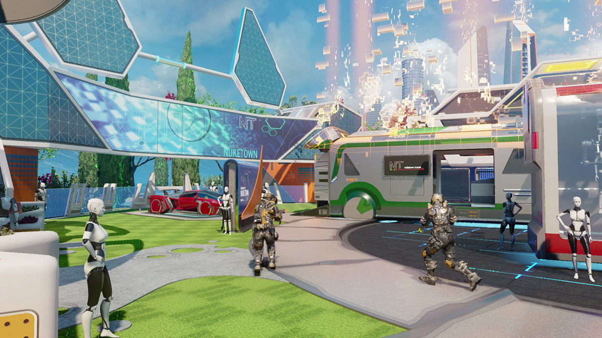 Operation Swarm: Prop Hunt en Nuk3town