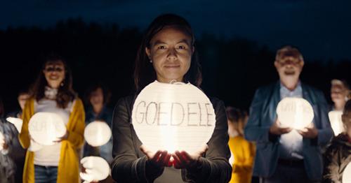 Kom op tegen Kanker lanceert gloednieuwe actie 'Lichtpuntjes tegen Kanker'