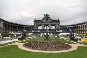 20km de Bruxelles : le parcours de la course passé au crible par GARMIN®