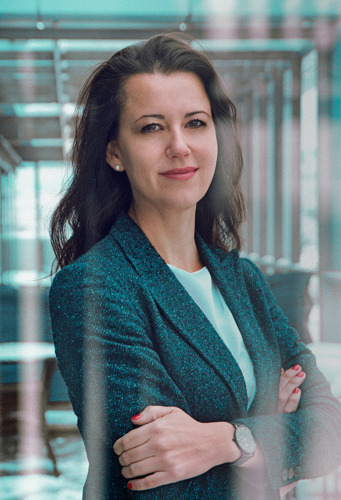 Vessela Apostolova, Managing Director Communication Business in Publicis Groupe Bulgaria, steps in additional role as Chief Operational Officer of the company
