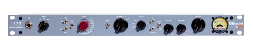Vintage Analog Within Reach: UK Sound 1173 Mic Pre Compressor Now Shipping