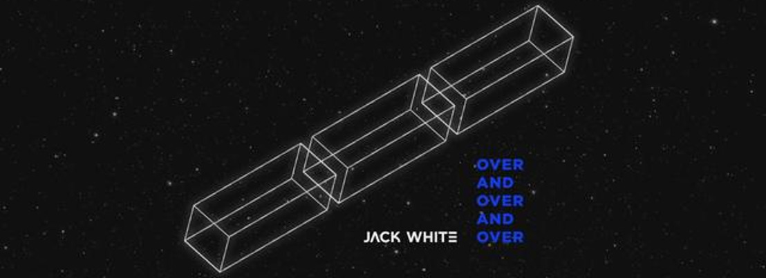 "Jack White unleashes new single ""Over And Over And Over"""
