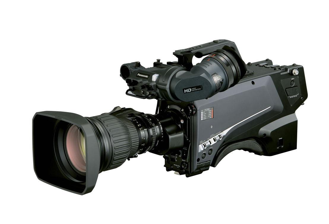 Cámara de estudio AK-UC4000 4K/HDR de Alta Velocidad