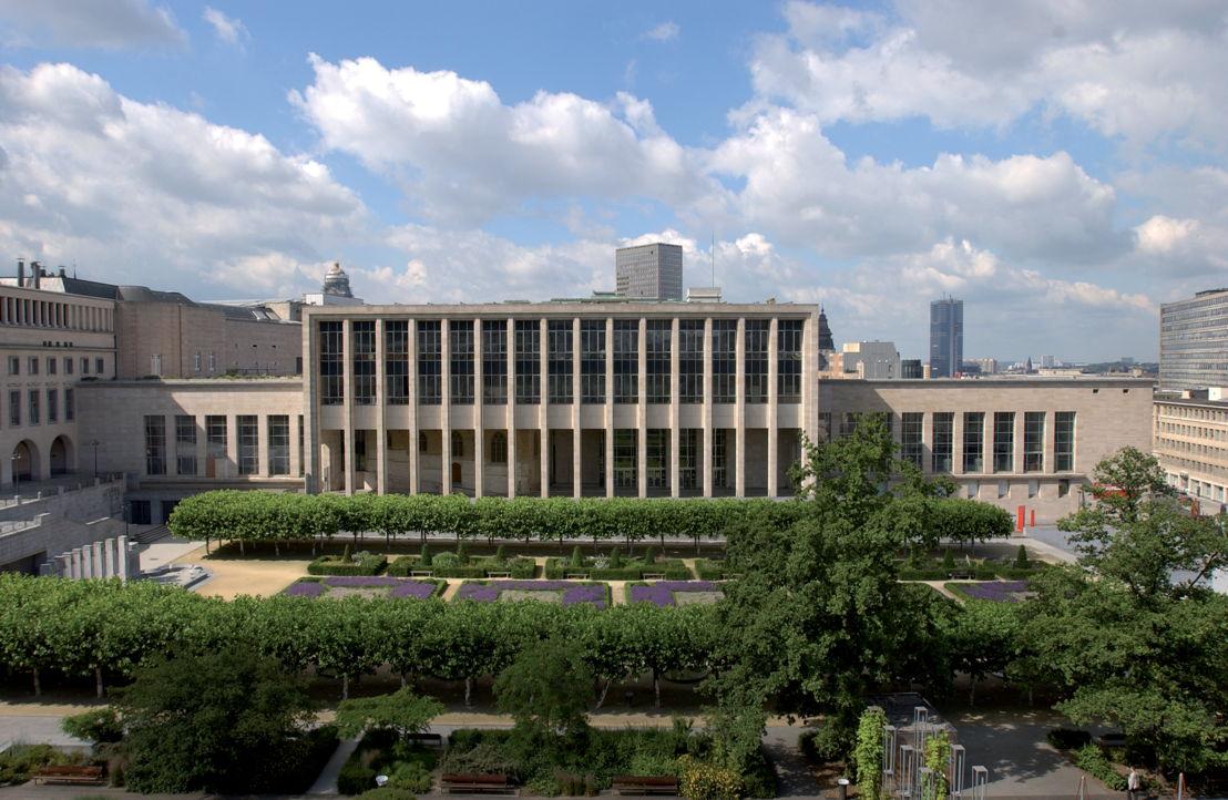 Koninklijke Bibliotheek van België, nieuwe zetel van de vereniging