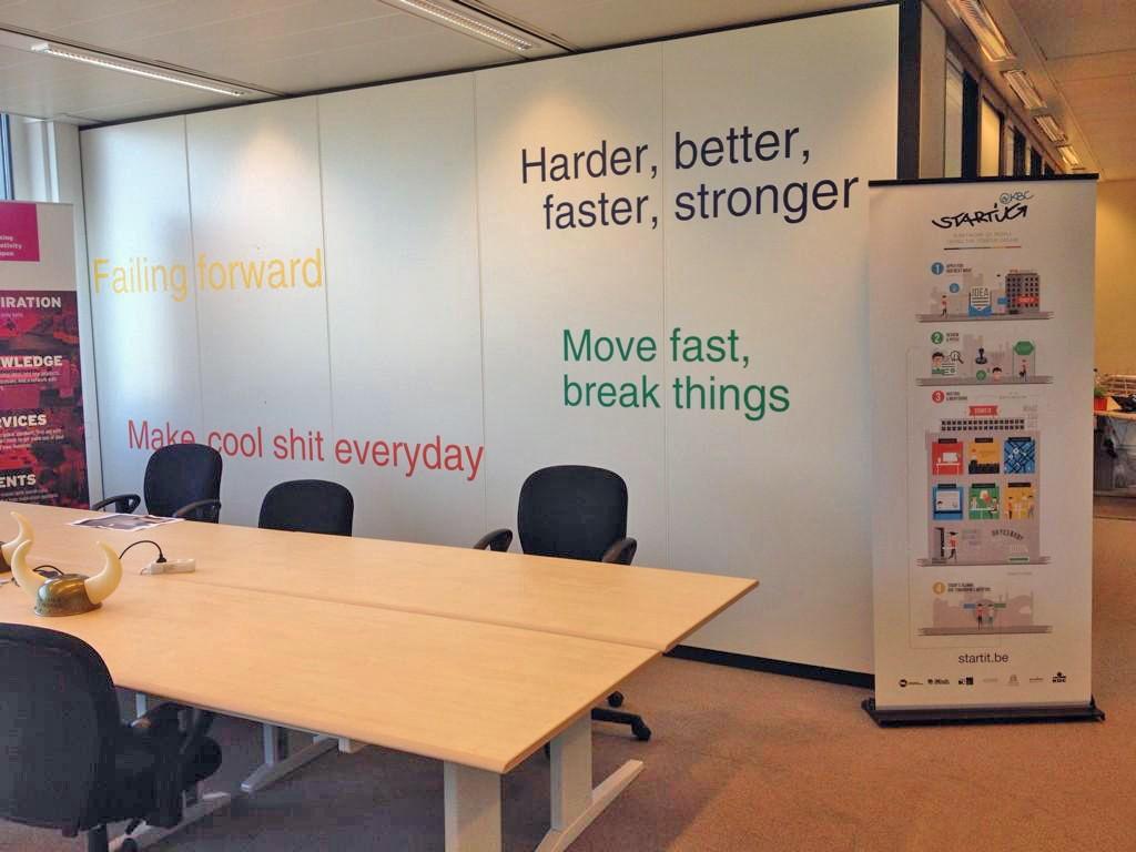 Start it @Corda Campus Hasselt