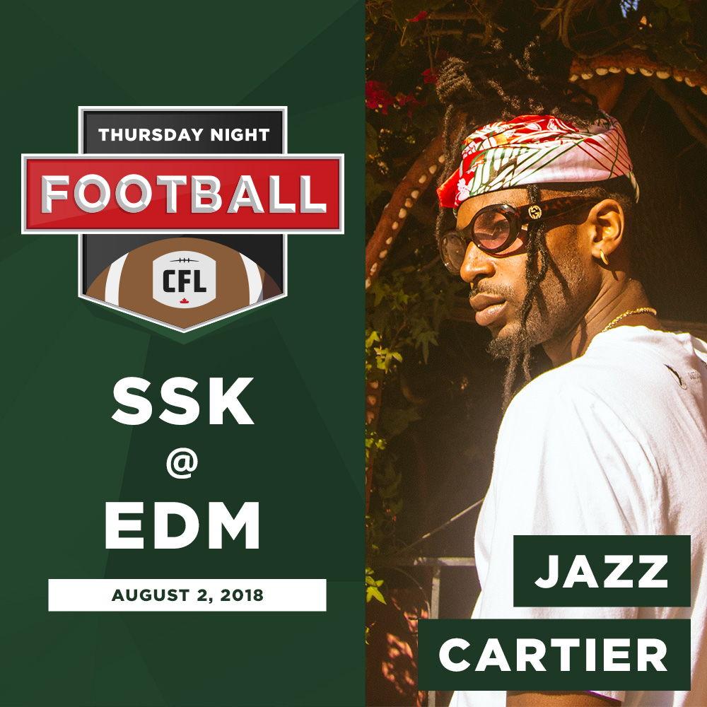 Jazz Cartier | EDM | August 2