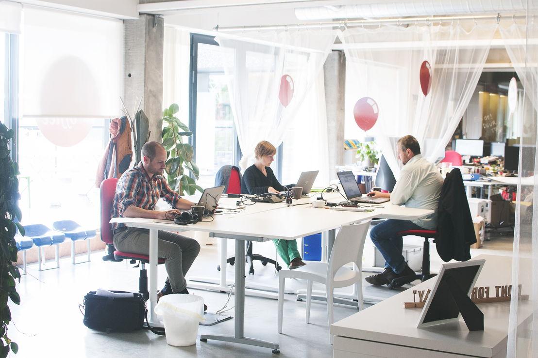 Coworken in een creatieve omgeving bij ideefiks in Melle