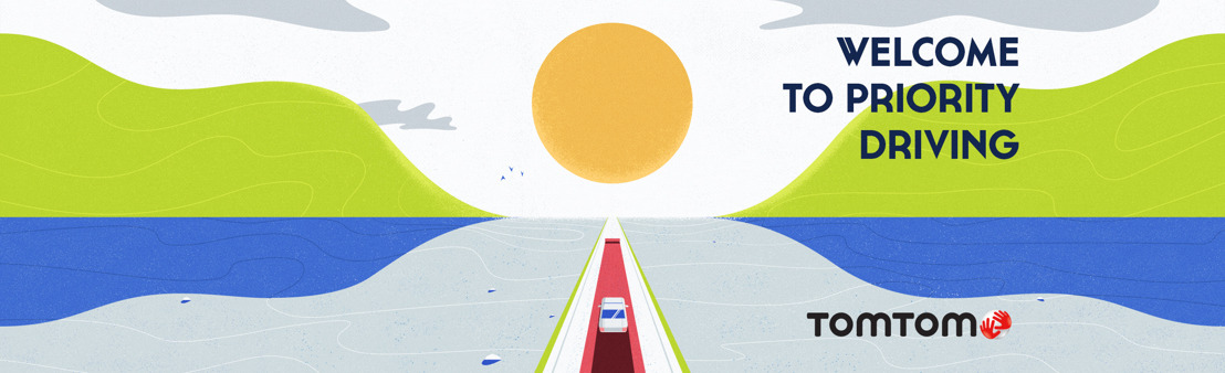 TomTom invite les automobilistes à découvrir la Conduite Prioritaire