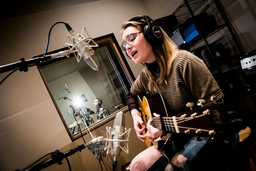 Making it Count: Sweetwater Studios Delivers World-Class Recording Services for Addison Agen, 17-Year Old Rising Star from 'The Voice'