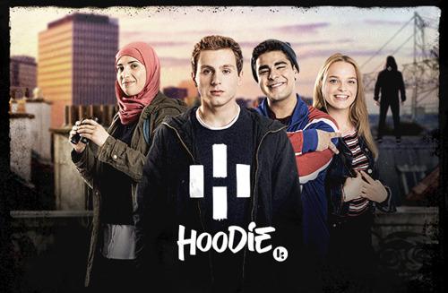 Hoodie: spannend heldenverhaal met Brussel in de hoofdrol