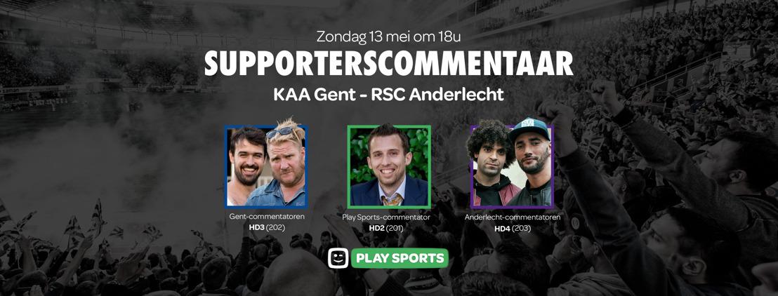 """Deze zondag is het eindelijk zover! KAA Gent – RSC Anderlecht: de match belooft """"de shit"""" te worden op het veld én in de commentaarbox"""