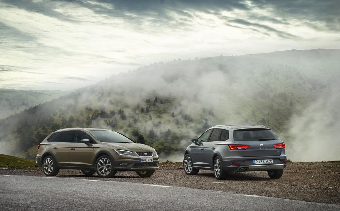 SEAT Leon X-PERIENCE : quel que soit l'itinéraire choisi, le plaisir de conduite est au rendez-vous