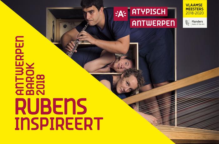 21.12.2018 Persnieuwsbrief januari 'Antwerpen Barok 2018'