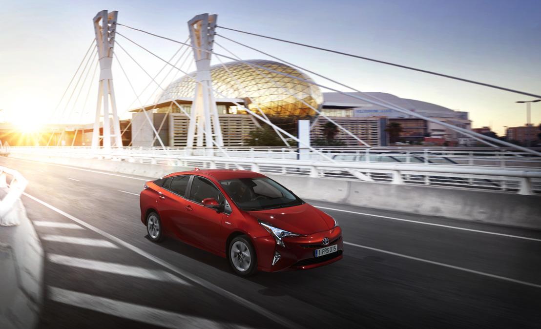 UPDATE - NEW Prius - Technische fiche