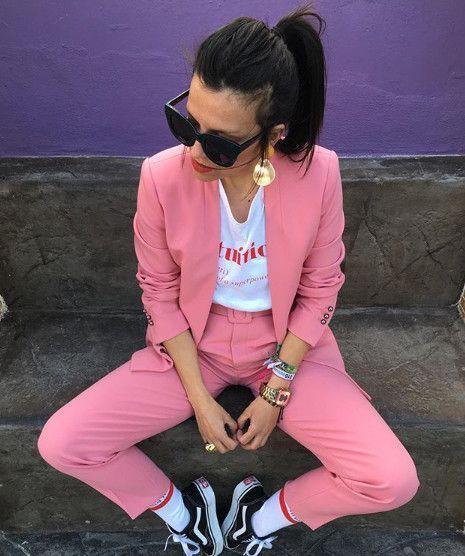 Pinterest Trends: Outfits rojos y rosas para inspirarte este Día de San Valentín