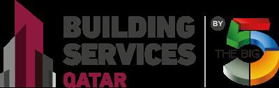 Building Services Qatar press room Logo