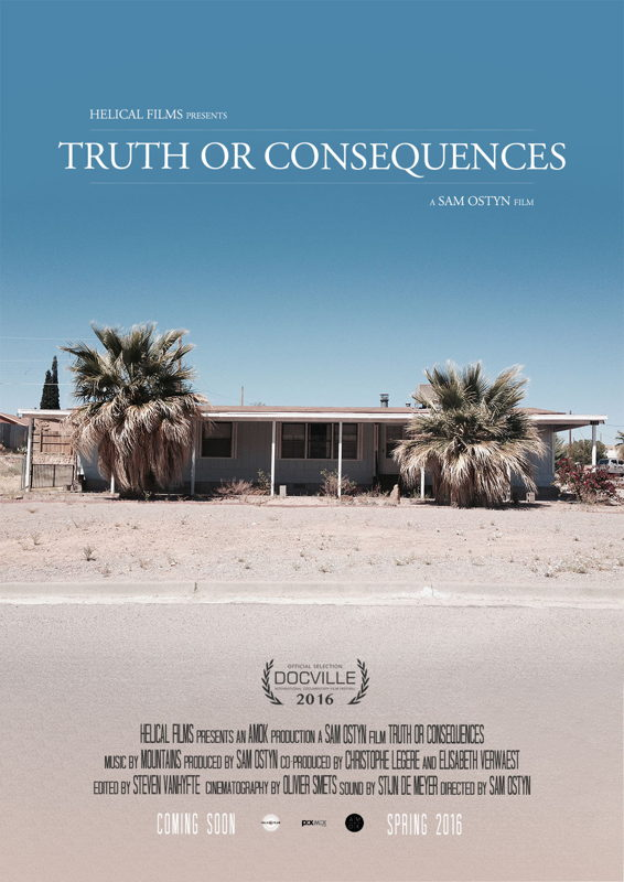 © Sam Ostyn Truth Or Consequences