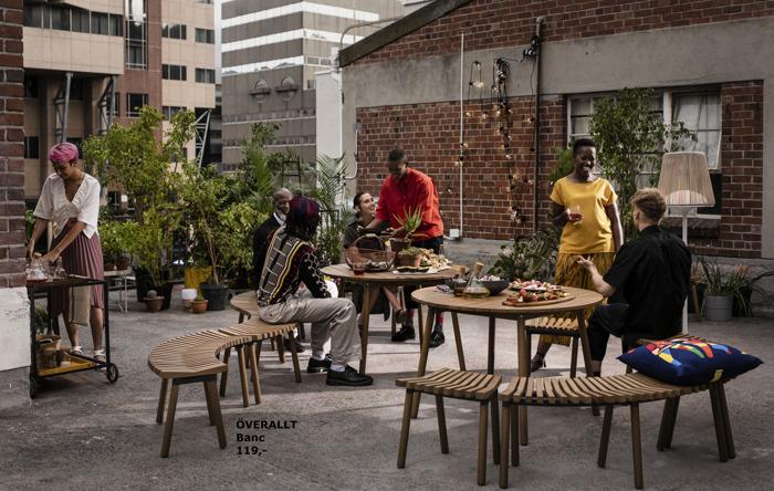 Preview: IKEA et le collectif de design africain repoussent les limites avec ÖVERALLT