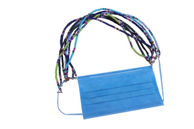 De #masklace, het musthave accessoire voor je mondmasker!
