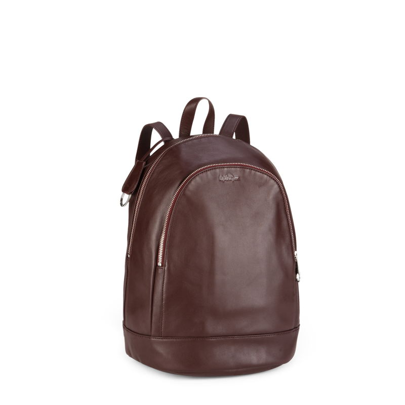 Yaretzi Lea Deep Brown in Leather