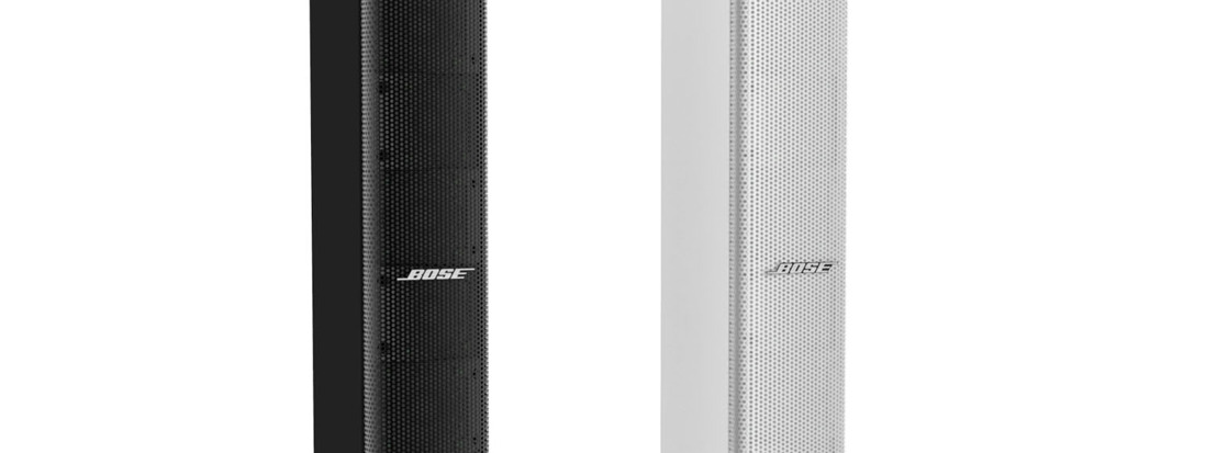 Altavoz de Arreglo Modular Orientable Panaray® MSA12X de Bose Profesional